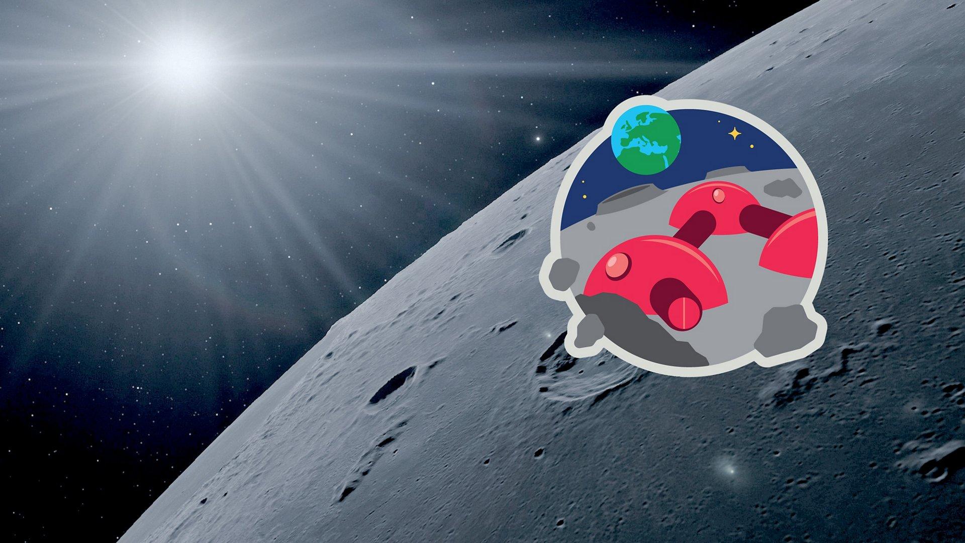 月球营地挑战现在开始