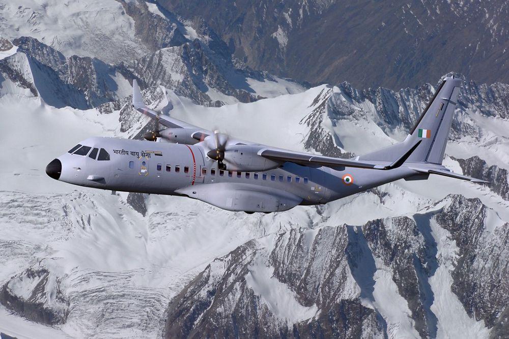 印度正式购买56架空客C295飞机,以取代印度空军(IAF)的传统AVRO机队.
