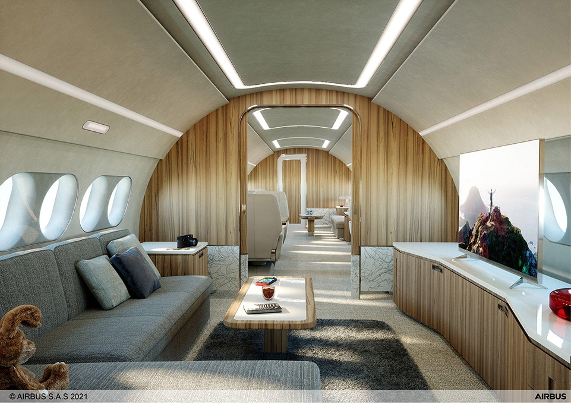 此设计为您营造时尚且宁静的家的体验,尽显设计的经典风格,同时也突出空间的宽敞舒适,让 您无论飞往何地都可以享受完全放松的家一般的感觉。
