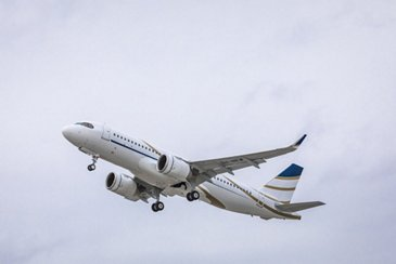 3Comlux' first ACJ320neo is delivered