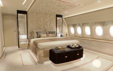 A350卧室前视图