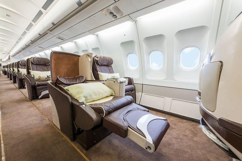 ACJ340 9H-BIG AirX
