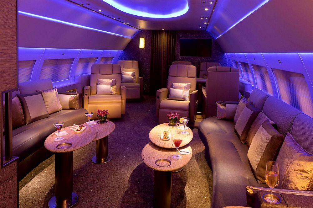 ACJ319 A6-CJE Emirates