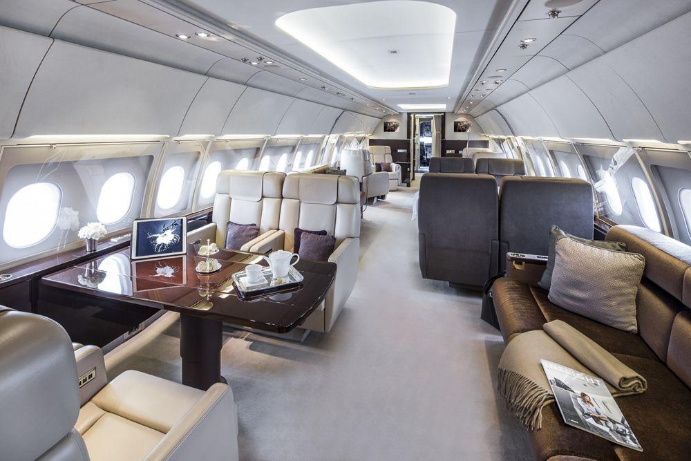 ACJ318 Global Jet