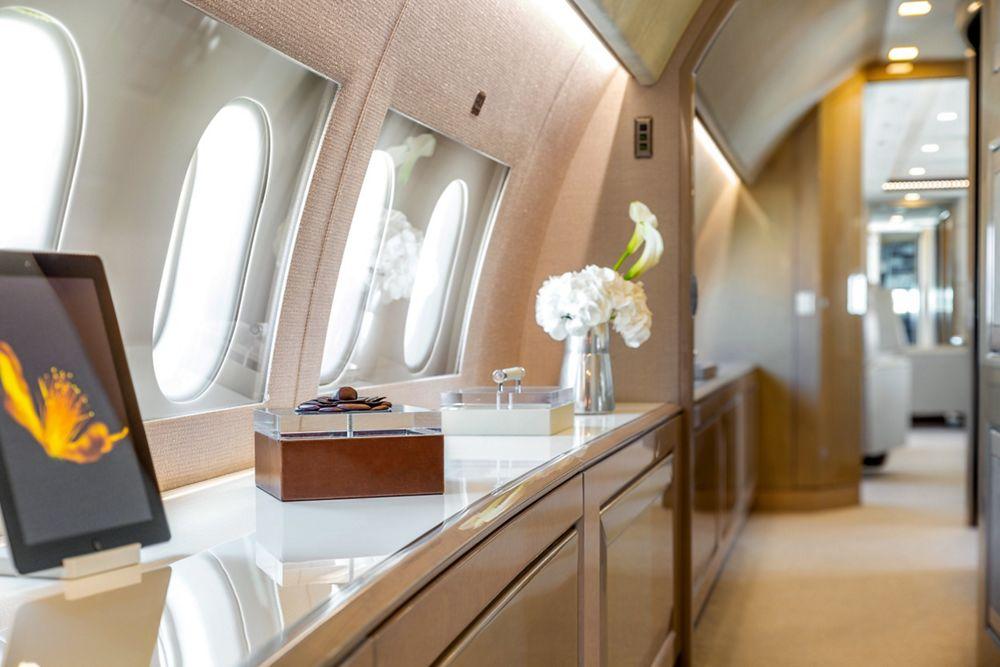 ACJ319 LX-GVV Global Jet