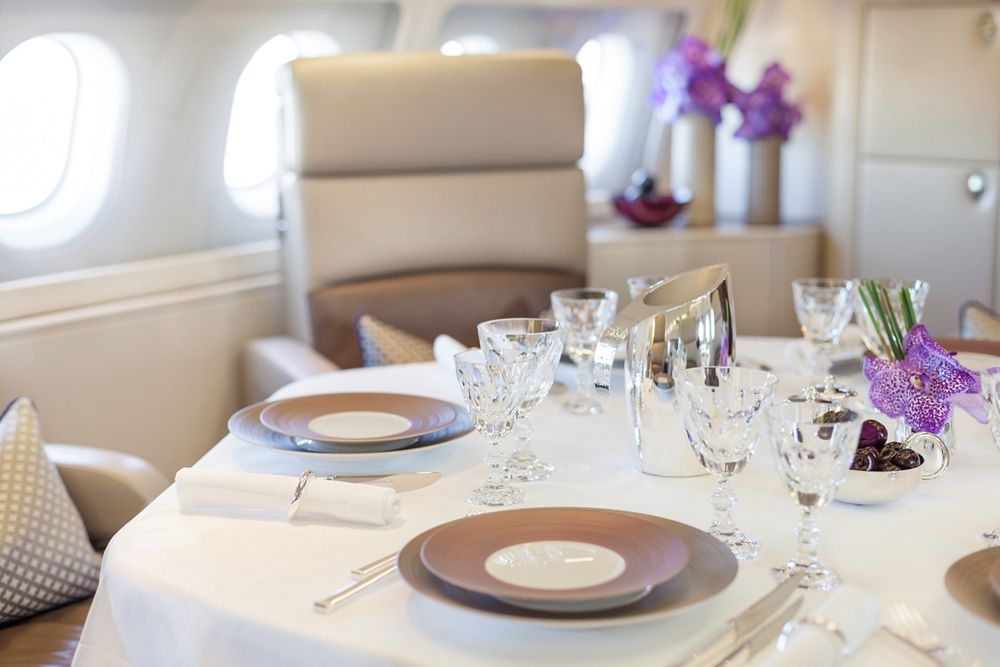 ACJ319 LX-MCO Global Jet