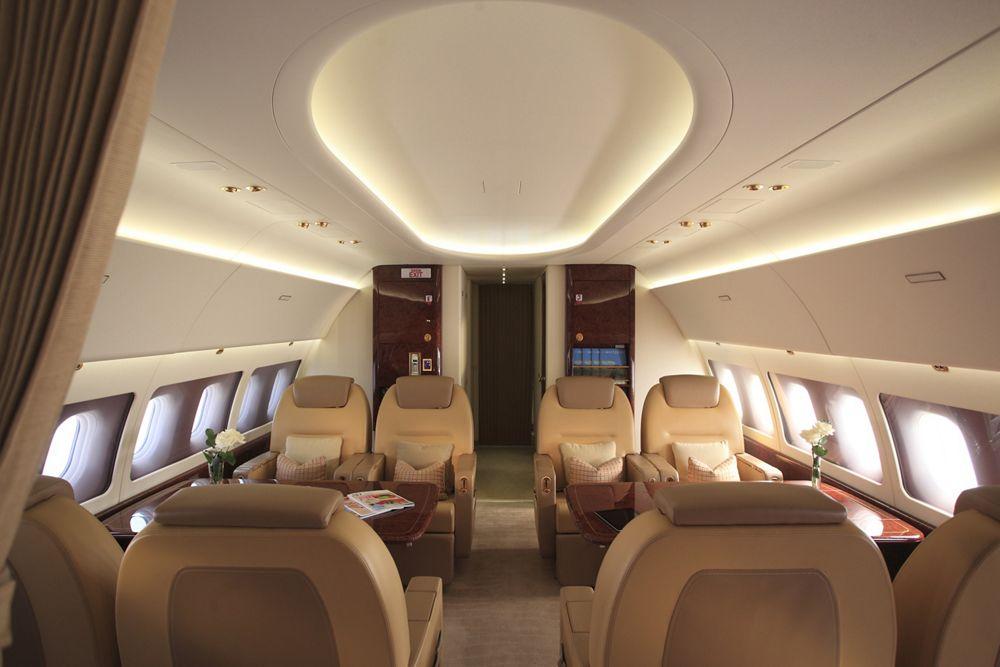 ACJ320 CS-TFY Master Jet