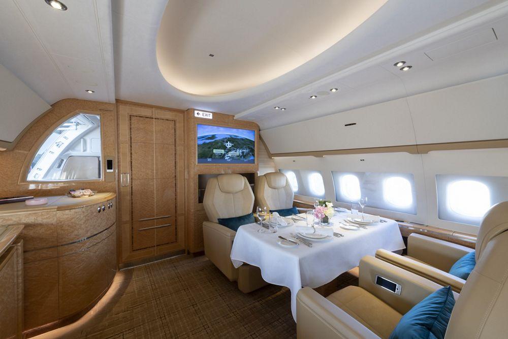 ACJ319 HB-JJJ Nomad Aviation