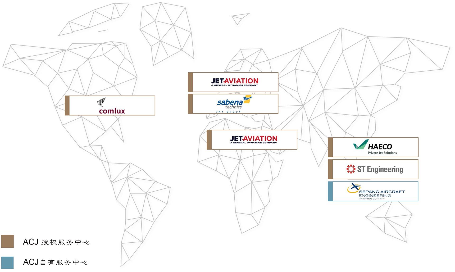 Maps Services ACJ ZH