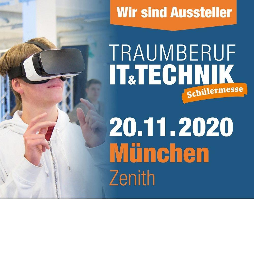 Bild TRAUMBERUF IT & TECHNIK München