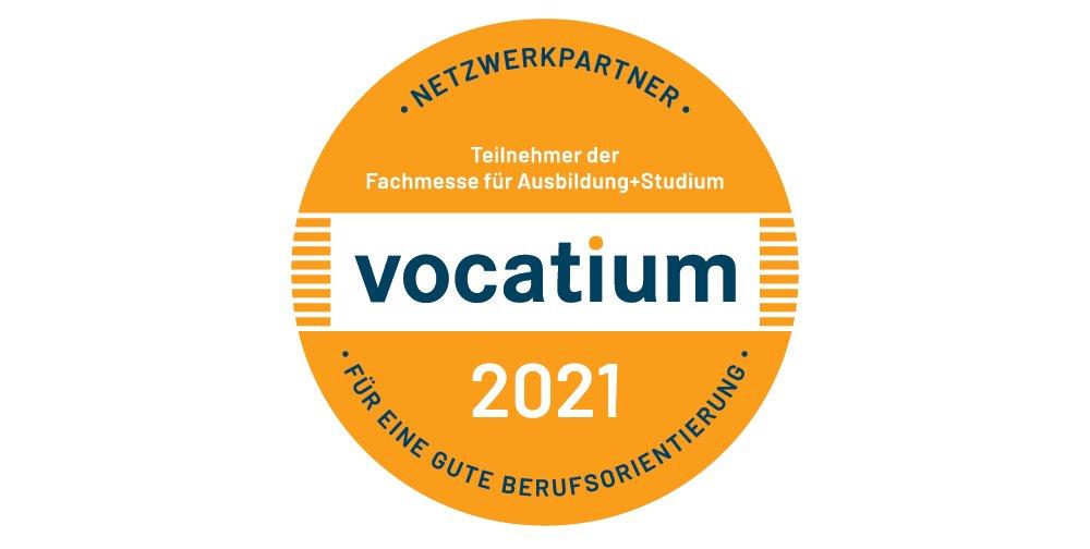 Siegel Vocatium 2021 Aussteller