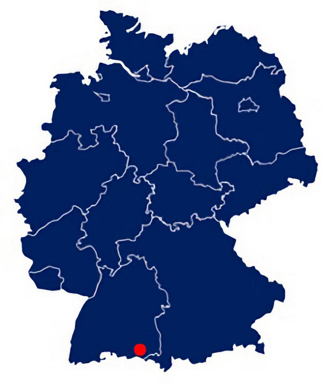Friedrichshafen Map 1