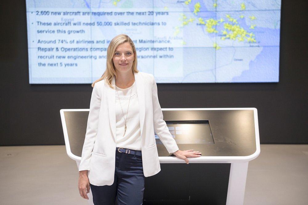 Airbus; Carina Schnitzenbaumer; 05.09.2017;Taufkirchen
