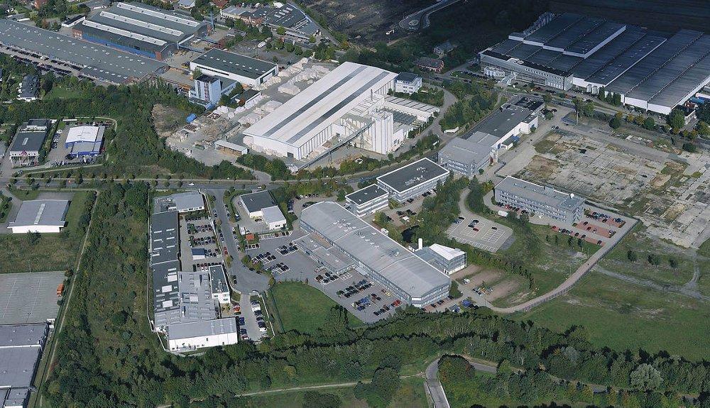 Aerial Photo Buxtehude