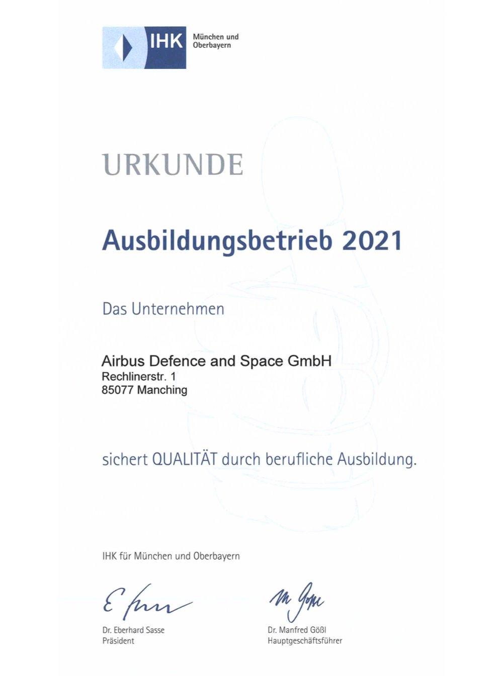 IHK 2021