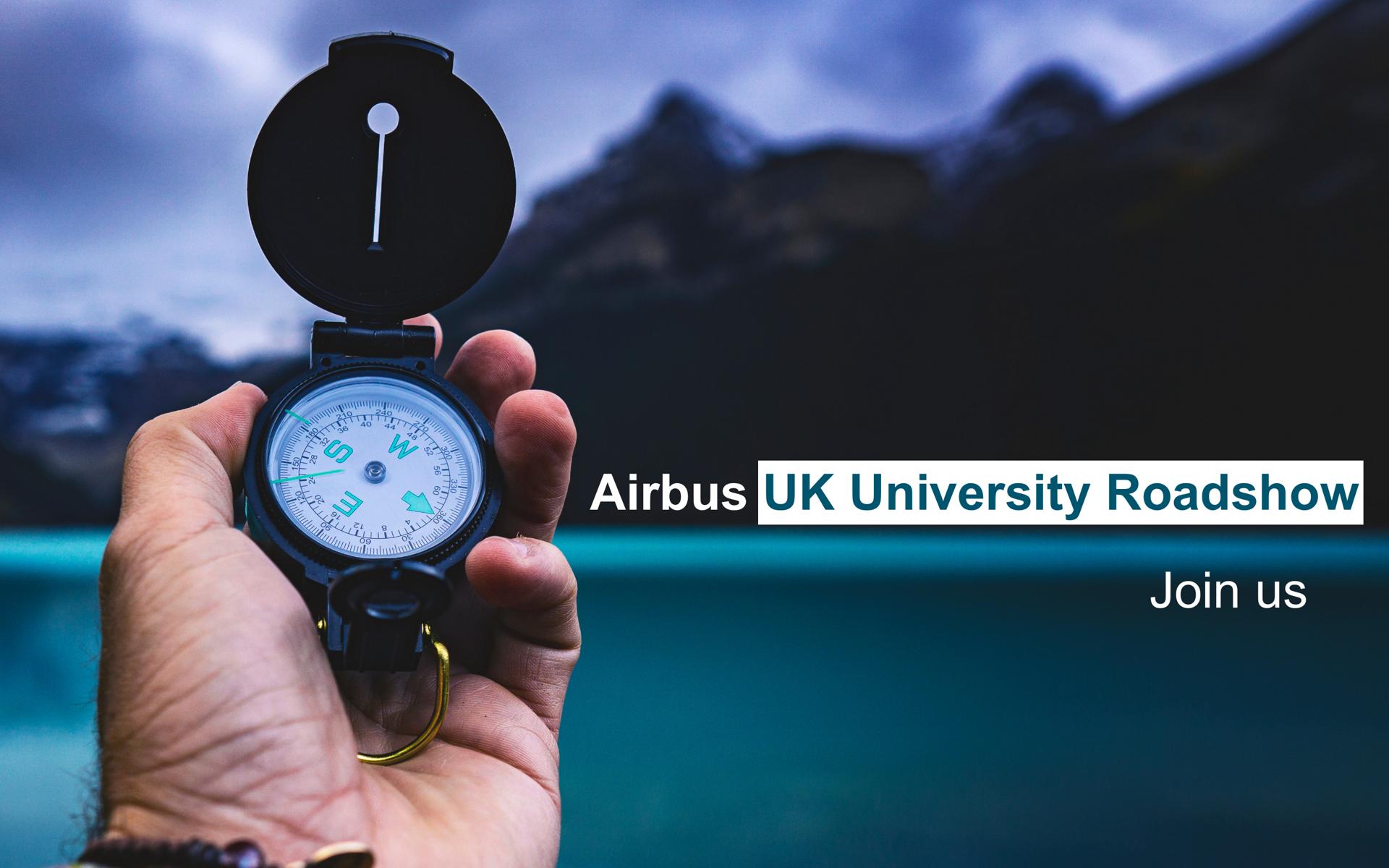 UK University Roadshow 2021