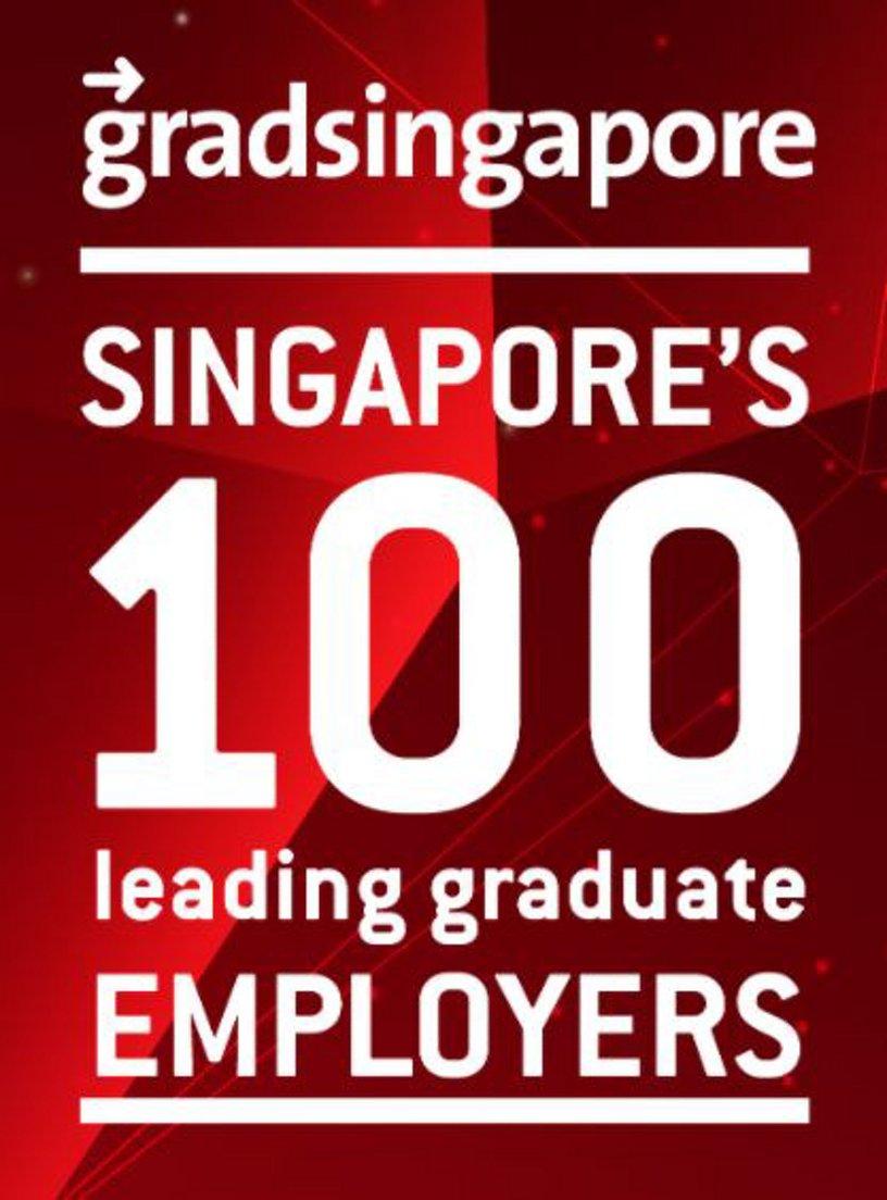 Singapore Top Employer 2021