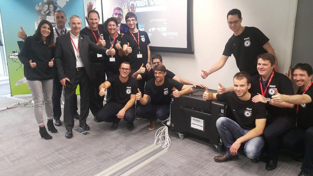 Equipe Cyber Team