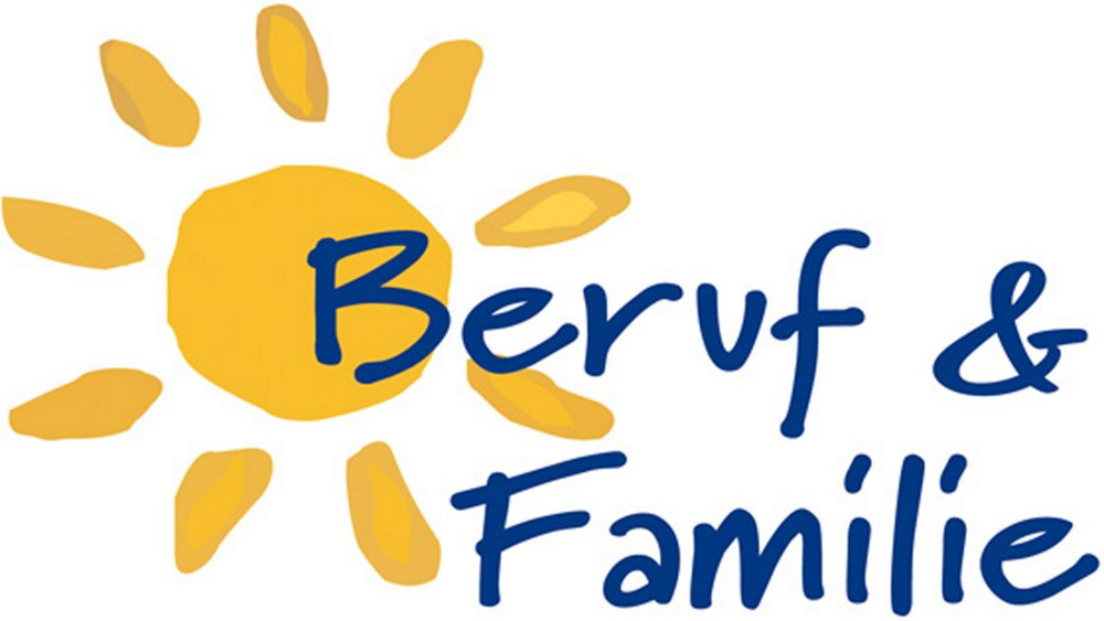 Our Location Beruf Familie Logo