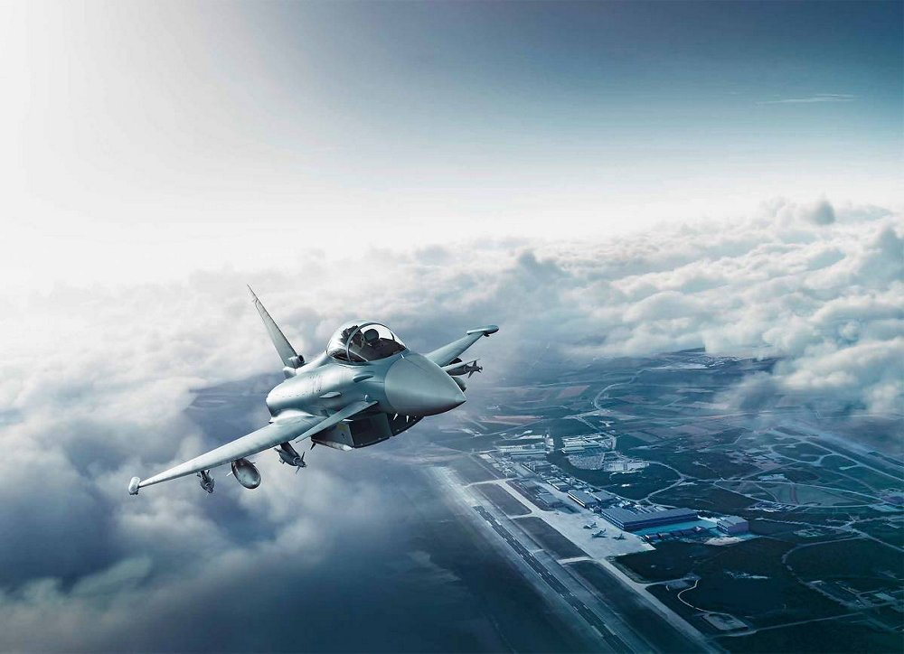 The Eurofighter is the world's most advanced new generation multi-role swing-role combat aircraft available on the market. It represents the peak of Brit