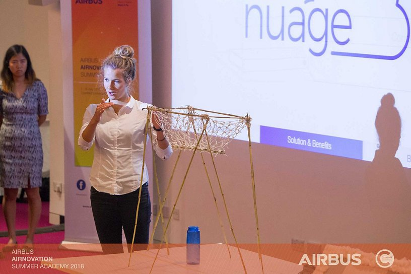 Airnovation Pitch Presentations