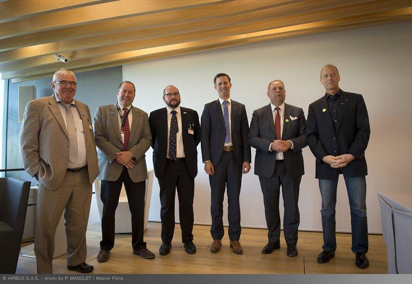 AGUPP Airbus Global University Partner Programme Day 2 047