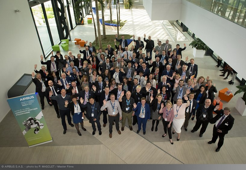 AGUPP Airbus Global University Partner Programme Day 2 044