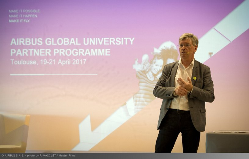 AGUPP Airbus Global University Partner Programme Day 2 006
