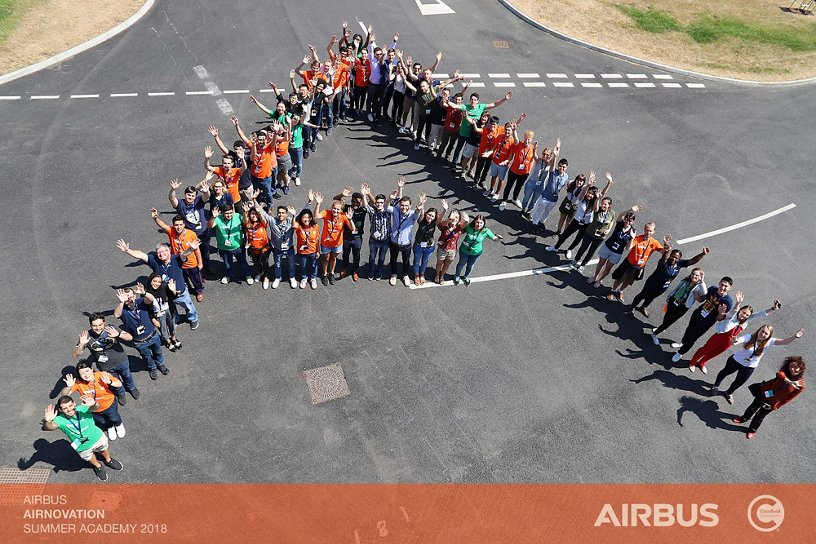 Airnovation Group Photo A