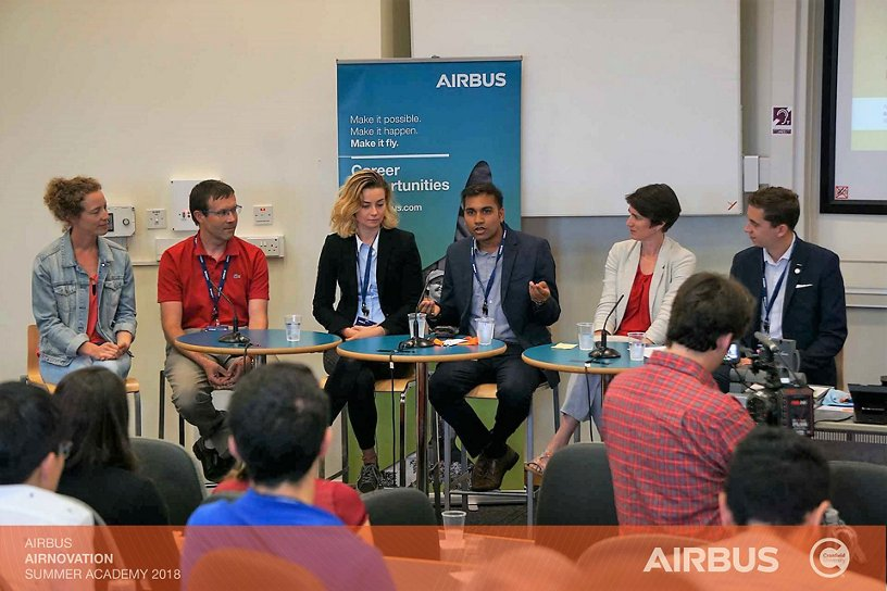 Airnovation Careers Panel