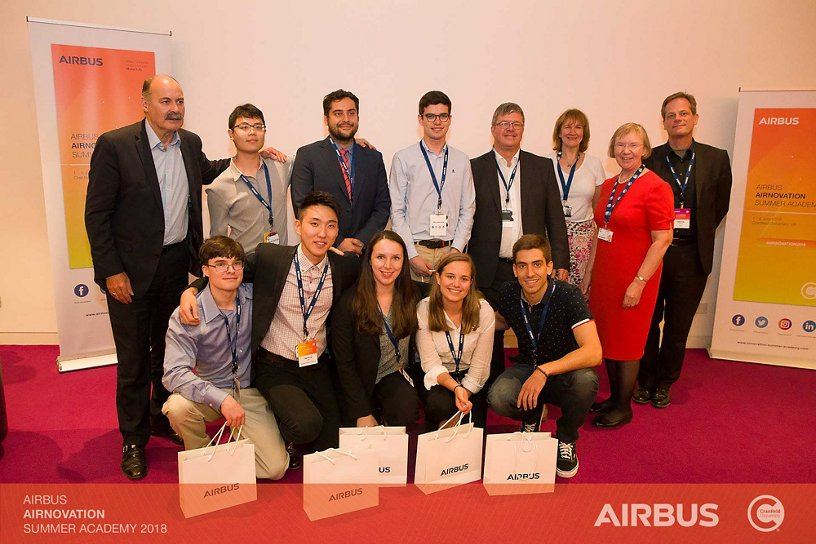 Airnovation Challenge Winners
