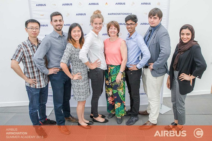 Airnovation Team 5 – A3A Team