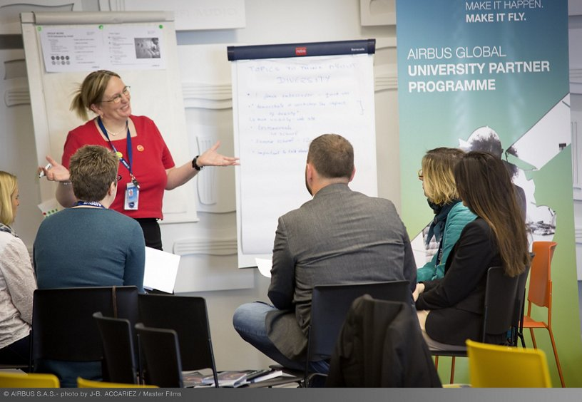 AGUPP The Airbus Global University Partner Programme Day 3 043