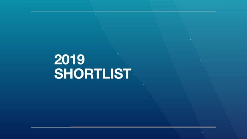 2019 Diversity Award Shortlist Announcement