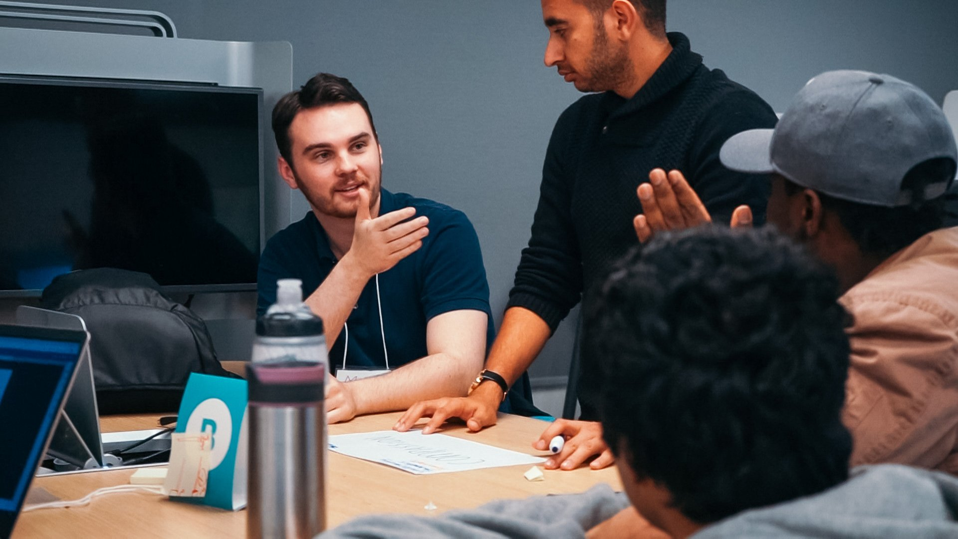 Classroom Activities at York University, Toronto
