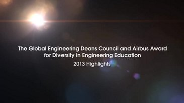 Video 5 - GEDC Airbus Diversity Award 2013 Highlights