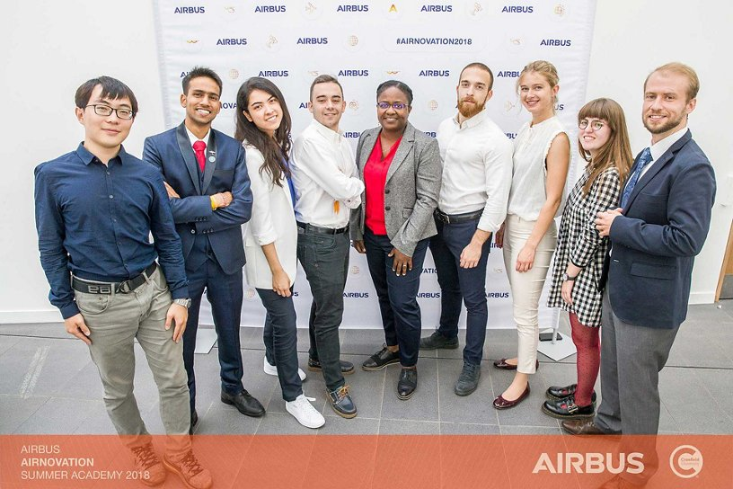 Airnovation Team 4 – SpaceForWater