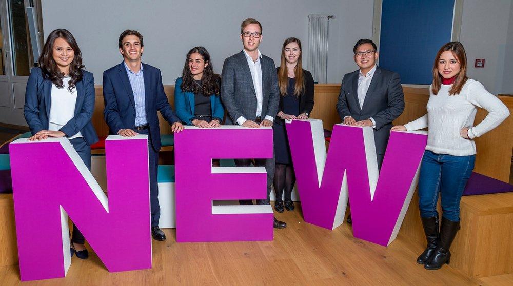 NextGen Finance Program candidates