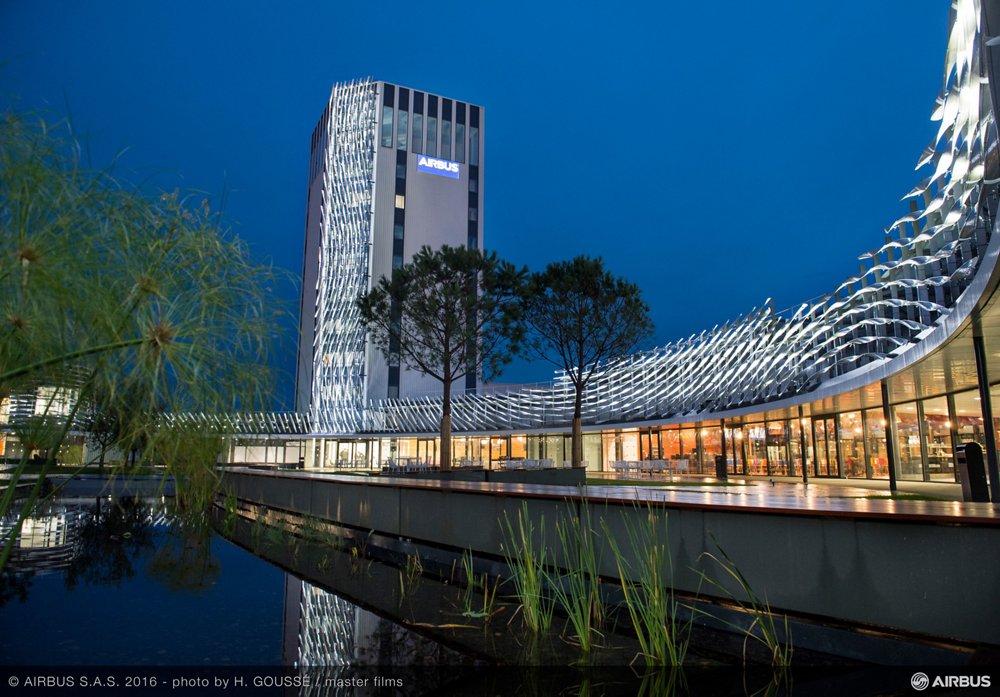 Airbus Group Leadership University by Night