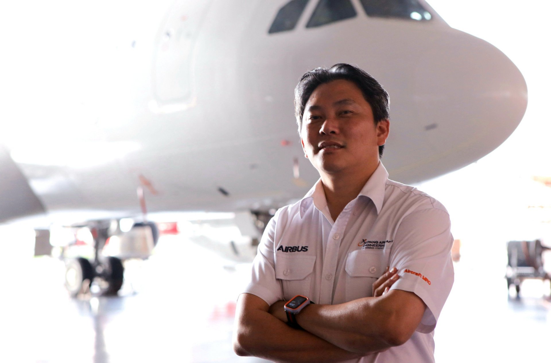 Hassan is working a Senior Manager Workshop Operations at Airbus Malaysia