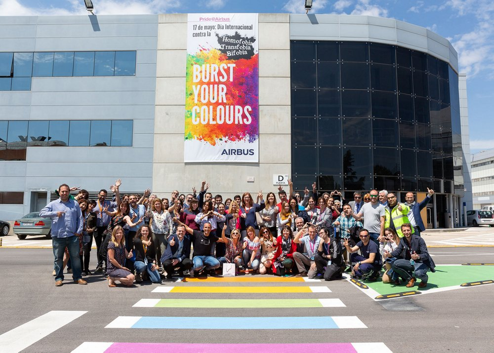 LGBT Day in Getafe