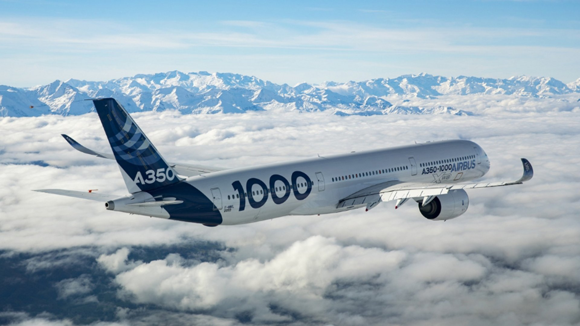 About Airbus A350