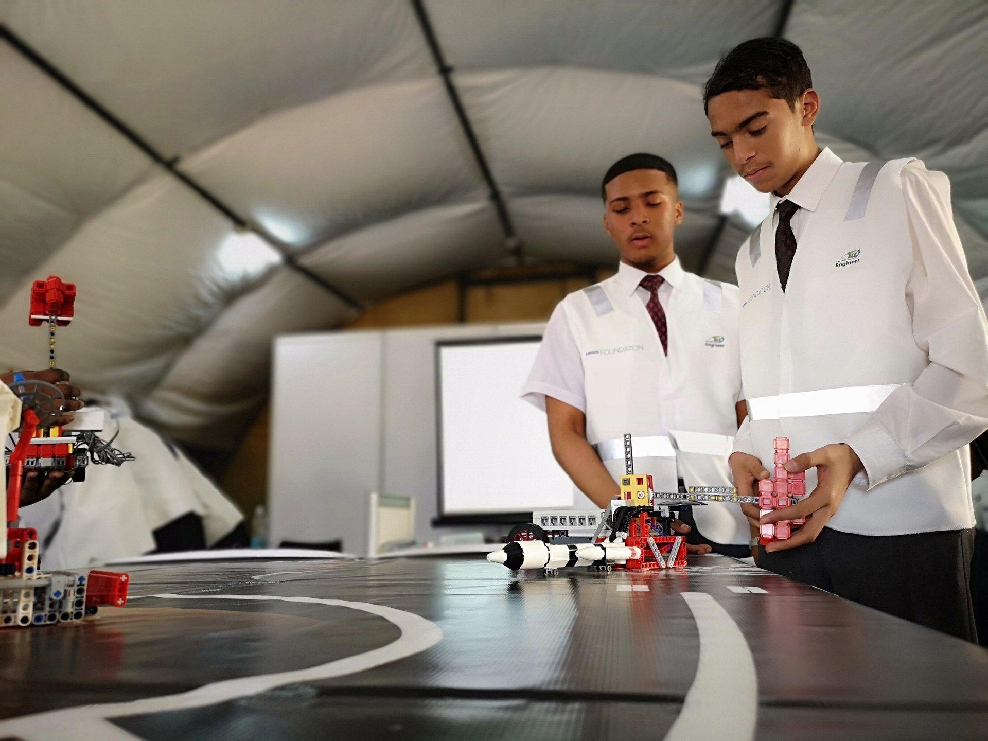 September 2018 - Africa Aerospace & Defence – Pretoria, South Africa