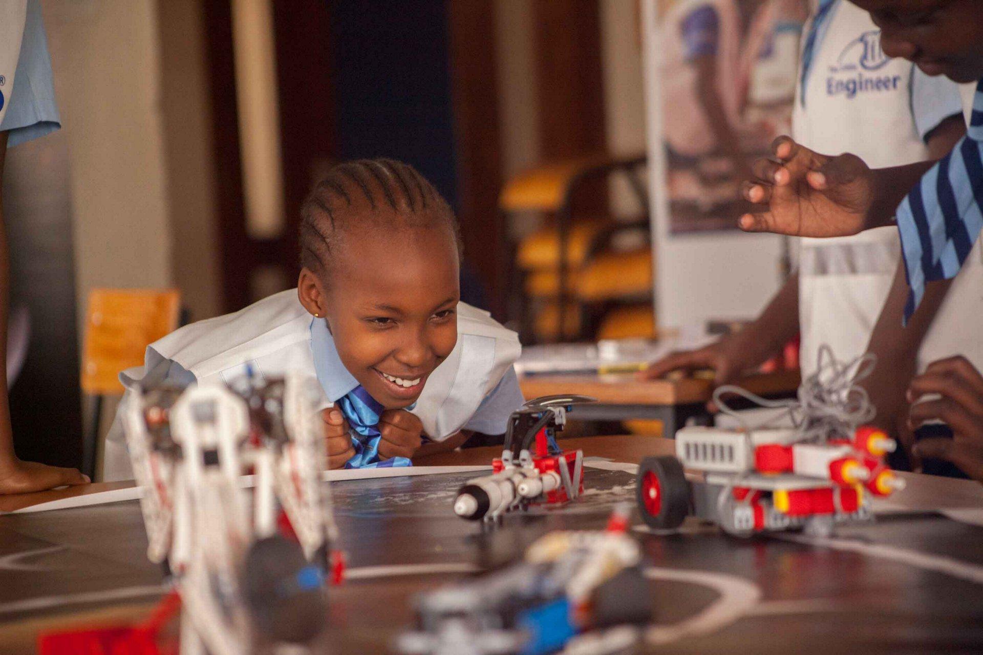July 2017 – St. Mary's School – Nairobi, Kenya