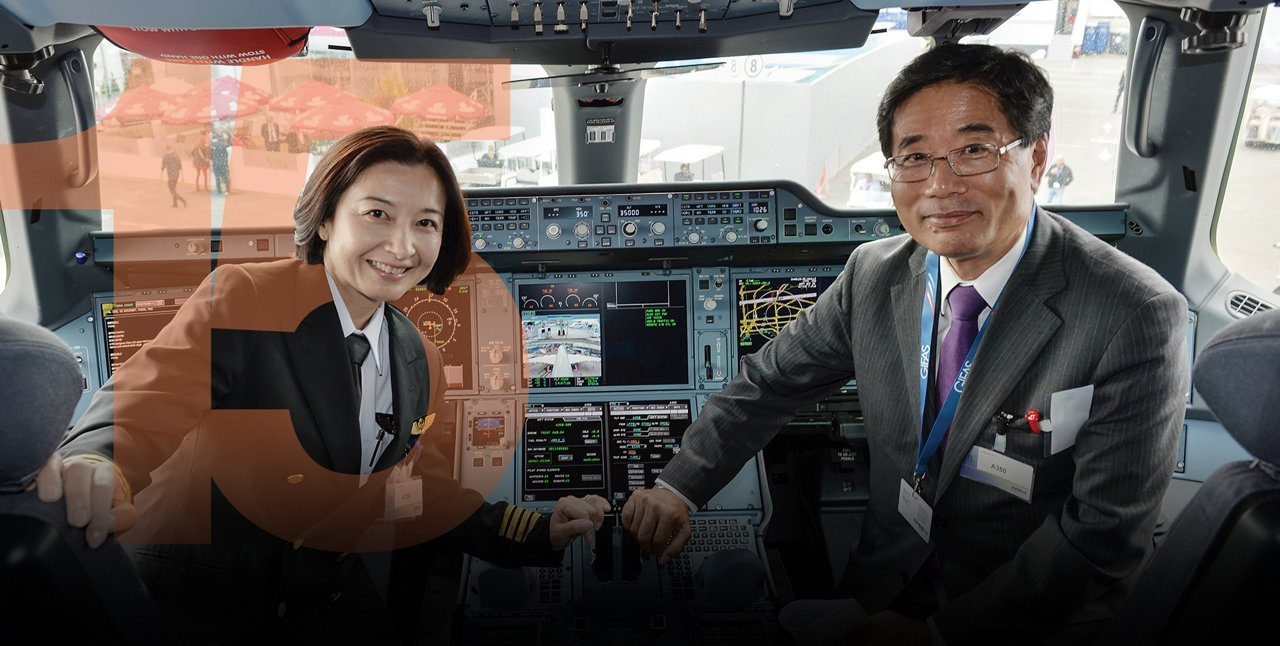 WHY JAPAN FLIES AIRBUS