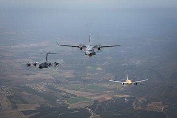 A400M C295W MRTT