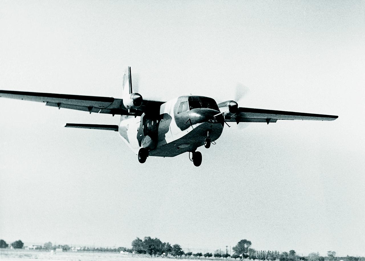 Photo of aeronautical pioneer Ludwig B?lkow.