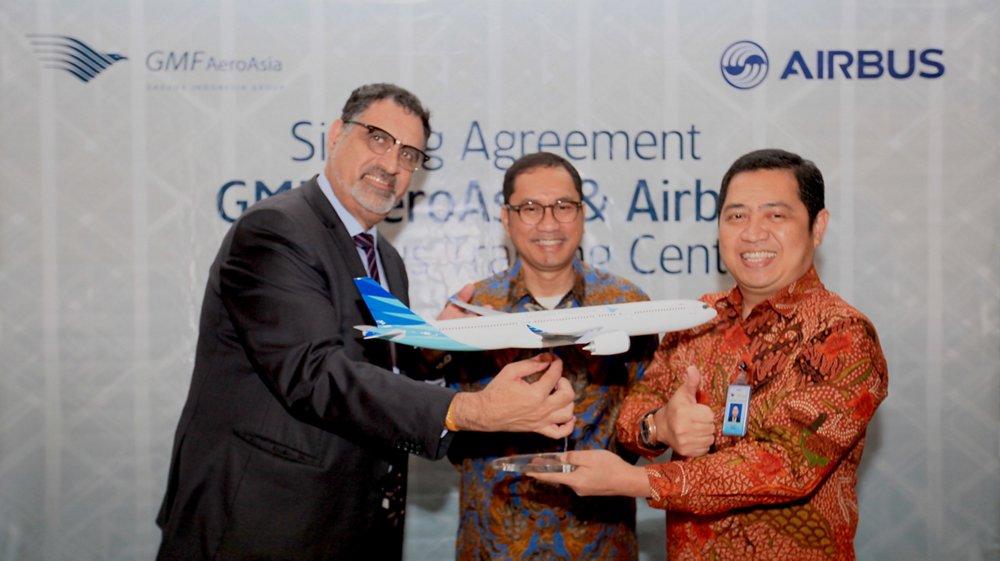 Airbus GF Aero Asia
