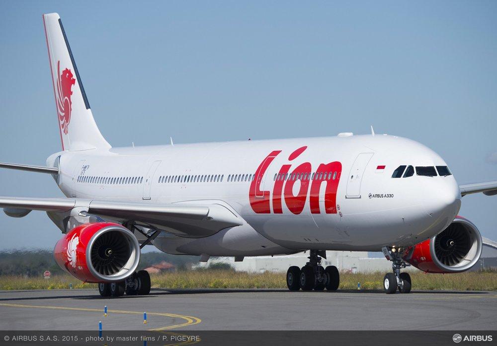 LION AIR MSN1675 TAKE OFF AND LANDING 020