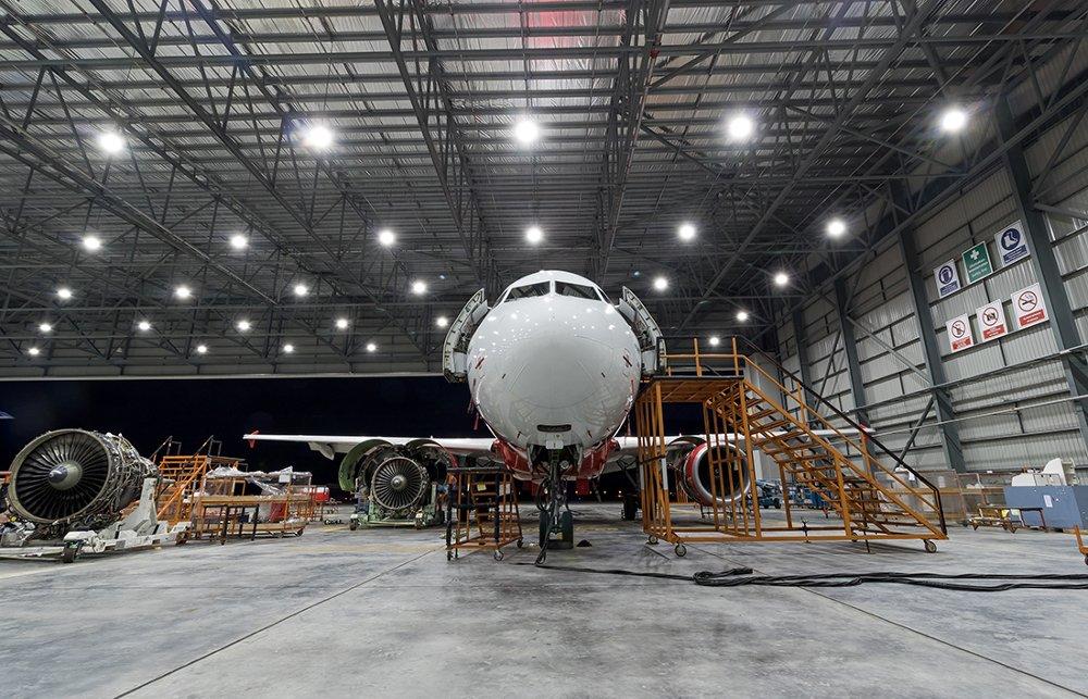 Malaysia SEPANG Hangar